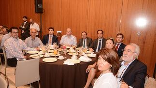 Diego Díaz Barrientos, Diego Díaz López, Enrique Alfonso, Francisco Jiménez, Antonio García, Francisco Muñoz, Jaime Krauel, Isabel Fernández, Bartolomé Pons y Ángeles Martínez.