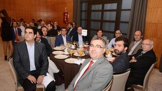 Joaquín Pérez, Antonio Zarco, Juan José Bazán, Juan Antonio Díaz, Lorenzo Bazán, Aurora Ortega, José Antonio Simón, Manuel Jiménez, Oracio Ávila, Eduardo Santana y Pablo Fernández.