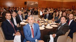 Rafael Puga, Elías de Mateo, Ángel Asenjo, Gumersindo Ruiz, Juan Peña, Laura Blanpain, Federico Souvirón, Óscar Torreblanca, Pedro Vázquez y Antonio Rayo.