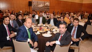 José Carlos Agüera, Francisco Jiménez, Francisco Carmona, Ramírez Gutiérrez. Francisco Frutos, Javier Frutos, Carlos Font, Francisco Font, Alejandro Beigveder y Antonio Ramírez.