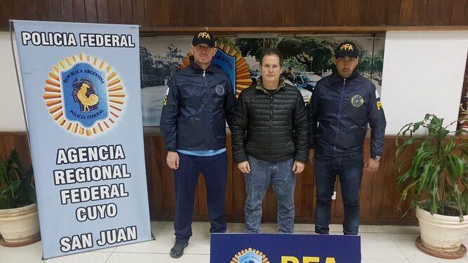 El concejal prófugo del caso Malaya, detenido en Argentina