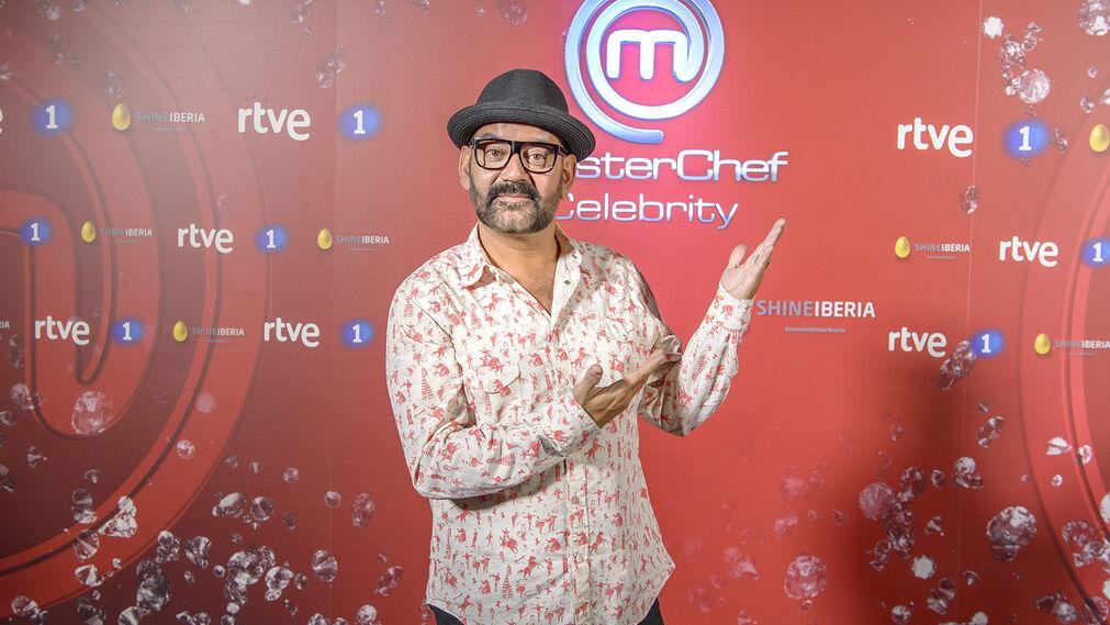 Jose Corbacho. Es actor, humorista, guionista y director de cine. Lo de su afición a la cocina lo llevaba muy en secreto.