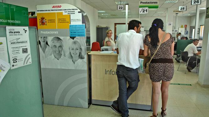 Oficina Del Sae Of El Sae Apenas Publica 227 Ofertas De Empleo Para