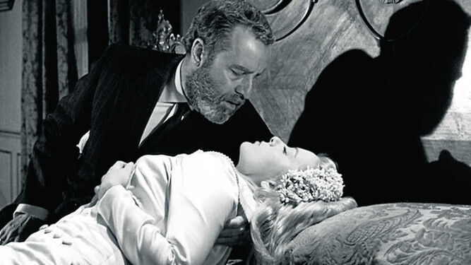 En 'Viridiana' (1961), de Buñuel.