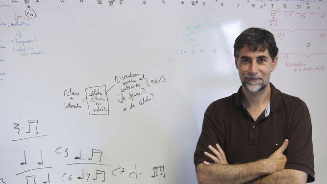 El catedrático de Inteligencia Artificial de la Universidad de Málaga Francisco Vico.