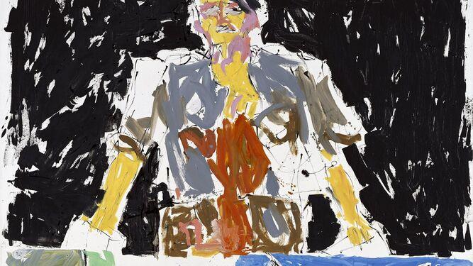 Baselitz: el hombre vulnerable