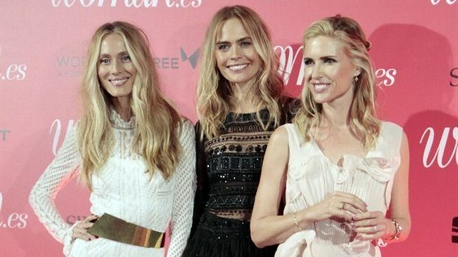 La revista 'Woman' cumple 25 años rodeada de 'glamour'