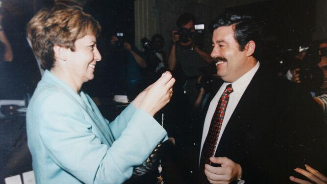 Antonio RomeroAzote de corruptos y amigo del juez Garzón