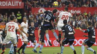 Las imágenes del Sevilla-Celta