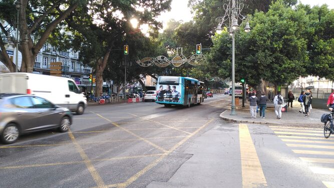 El tráfico recupera la normalidad tras una mañana caótica