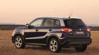 Así es la edición especial de este Suzuki Vitara Osborne