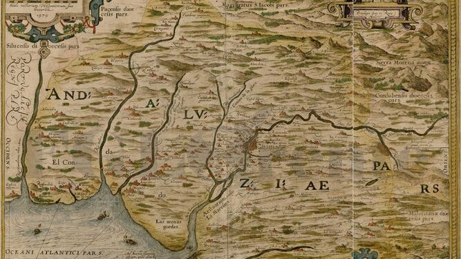 Los mapas, la nueva cartografía y la Junta