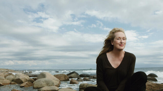 Annie Leibovitz ha retratado en varias ocasiones a Meryl Streep.