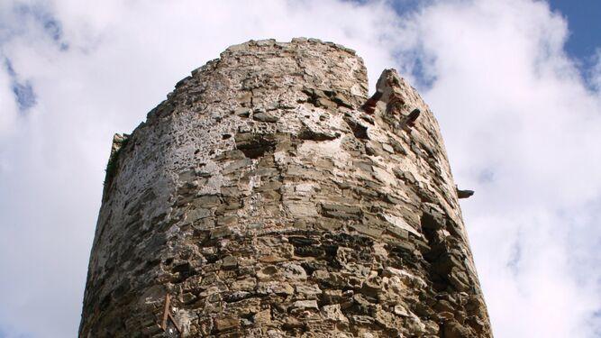 Torre vigía Calaburra, en Mijas.