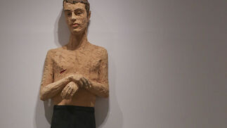 Exposición 'Stephan Balkenhol', en el CAC Málaga
