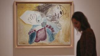 Exposición 'Y Fellini soñó a Picasso', en el MPM