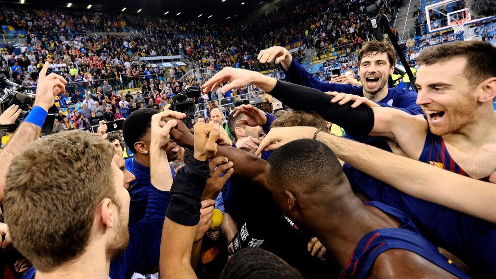 La final de la Copa del Rey de baloncesto, en imágenes