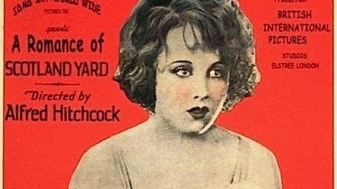 Cartel de la película 'La muchacha de Londres'.