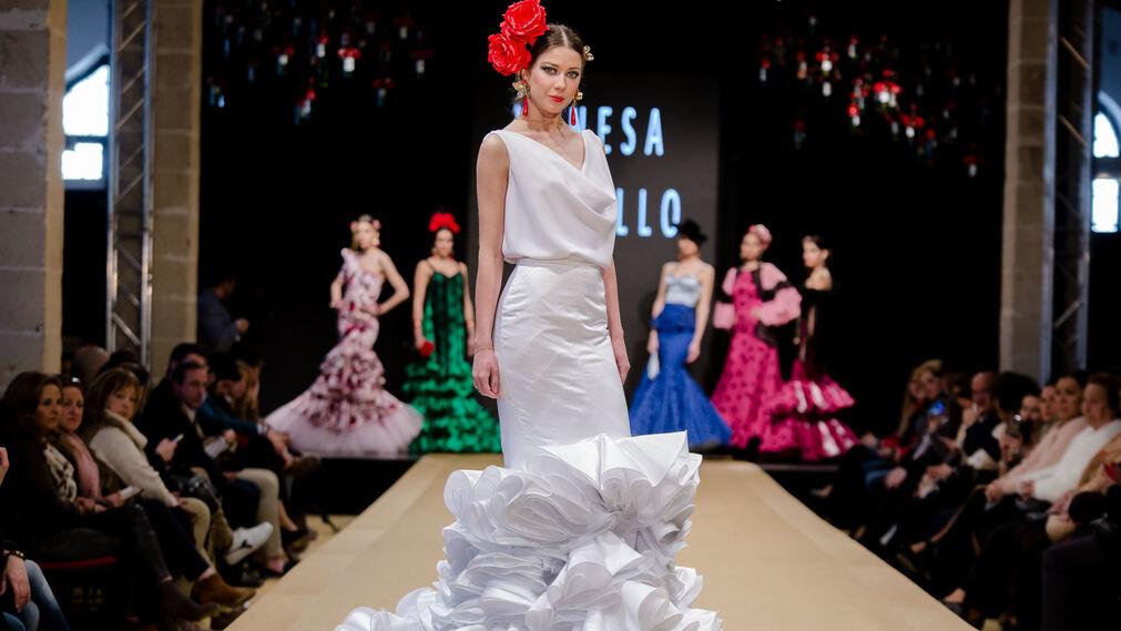 Pasarela Flamenca Jerez 2018 - Vanessa Castillo