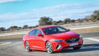 Galería de fotos del nuevo Opel Insignia GSi