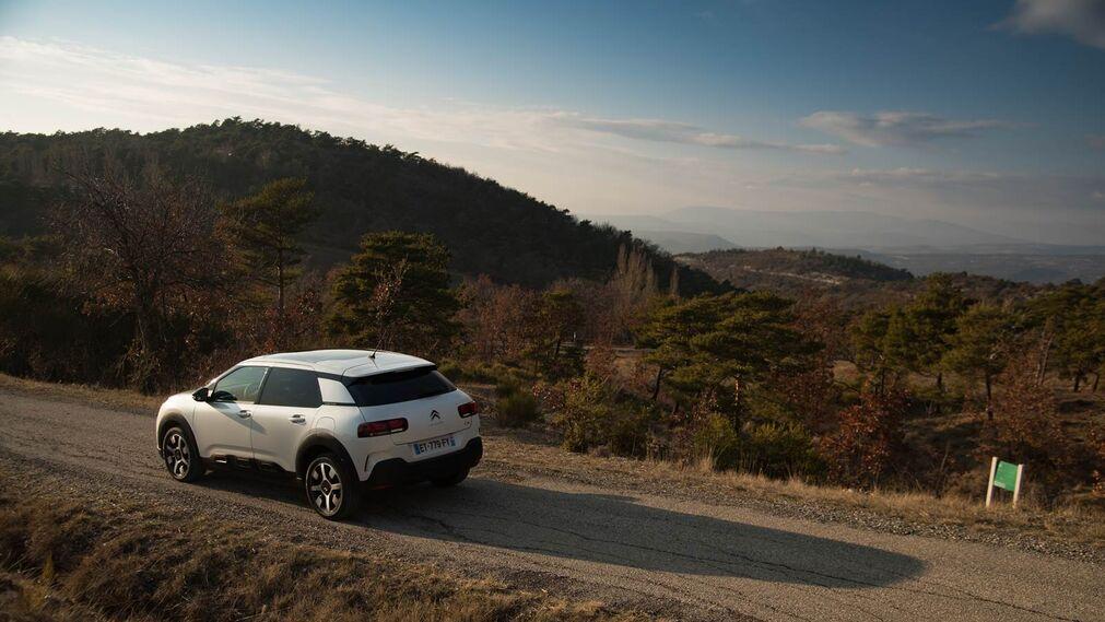 Galería de fotos del nuevo Citroën C4 Cactus 2018