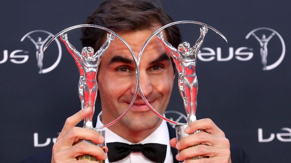 Los Premios Laureus, en imágenes