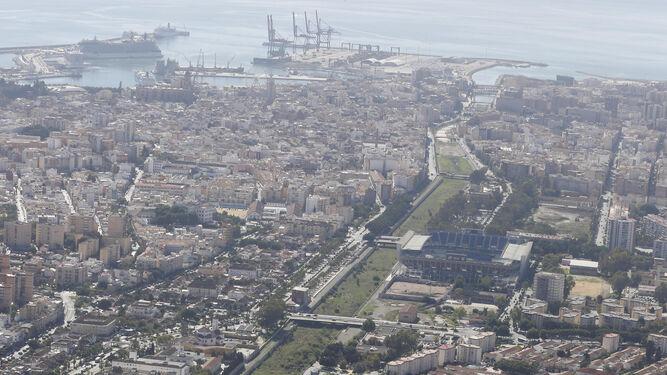 La Málaga pendiente de De la Torre