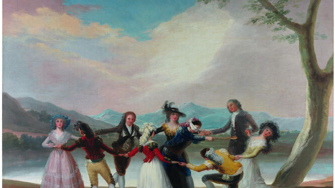 Goya en el filo de dos épocas
