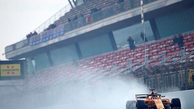 Las confidencias entre compañerosMcLaren carbura sin el motor HondaDavid Ferrer, una roca hasta el final