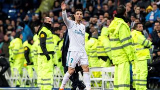 Las imágenes del Real Madrid-Getafe