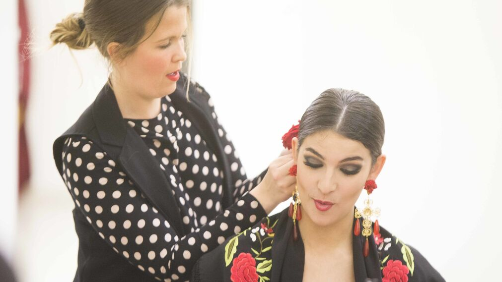 Lepe Loves Flamenco 2018- Úrsula Sánchez