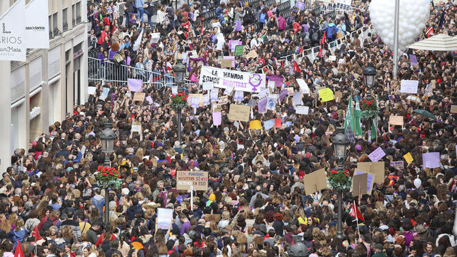 El feminismo desborda la calle