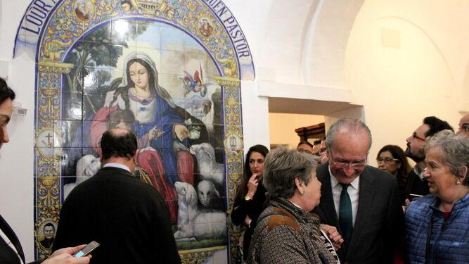 Capuchinos vuelvea su esplendor sacro