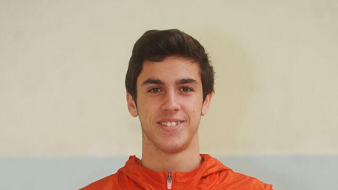 Pablo Sánchez (sub 16).