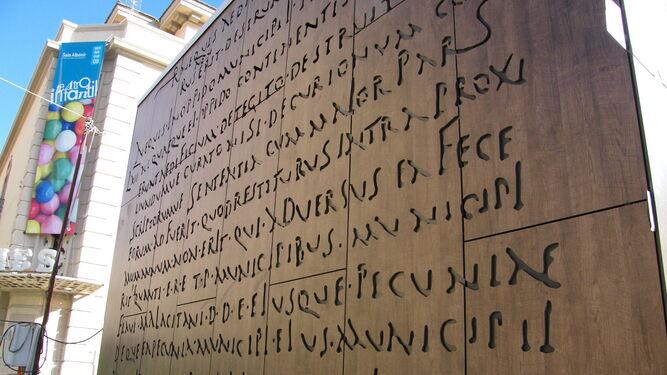 La identidad de la Málaga romana