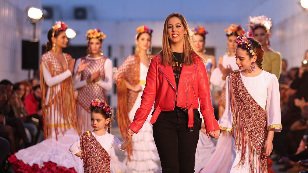 Pasarela Wappíssima 2018- Aurora Ruiz