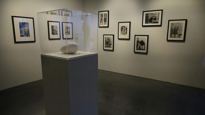 Exposición de Brancusi en el Centro Pompidou.