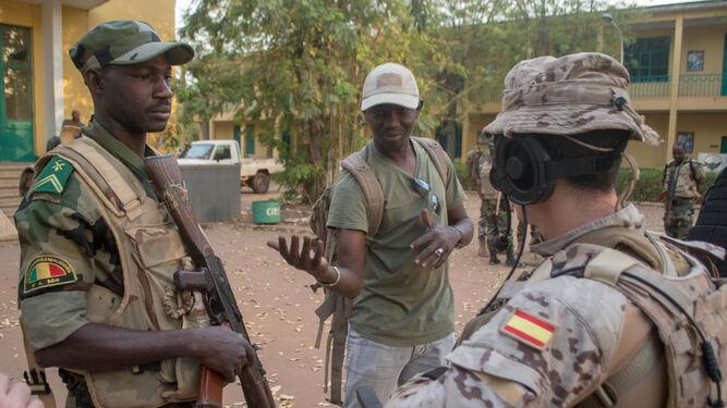 La Legión en Mali, más que trabajo militar