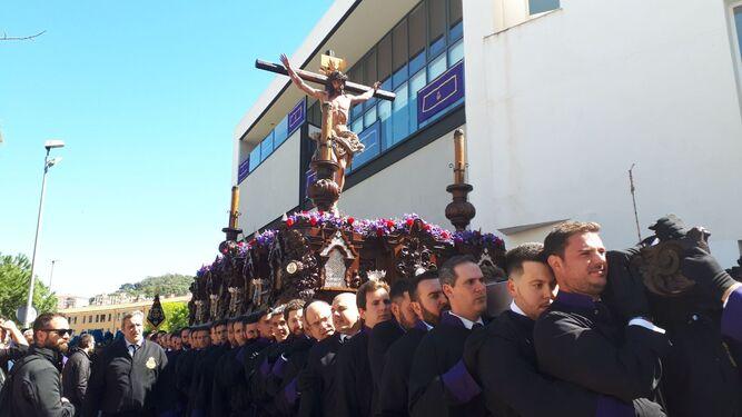 El Santísimo Cristo de la Crucifixión.