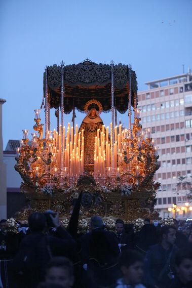 El Jueves Santo en imágenes