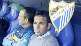 El Málaga CF-Villarreal, en imágenes