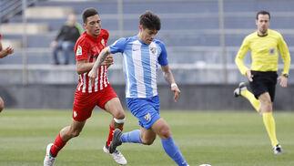 El Málaga juvenil, campeon del Grupo IV de la División de Honor