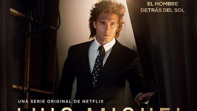 Cartel que anuncia la serie de Netflix.