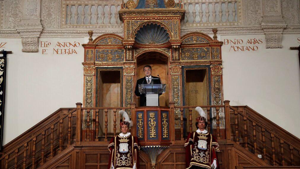 Las imágenes de la entrega del Premio Cervantes a Sergio Ramírez