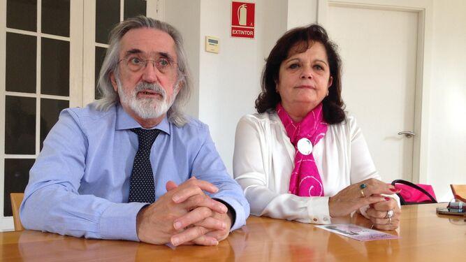 Antonio Guerrero y Katy Herrero, fundadores de la Plataforma de Atención  Temprana.