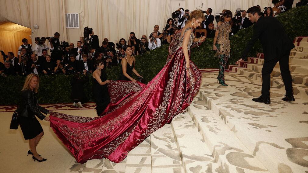 La galería gráfica de la gala con más glamour del año