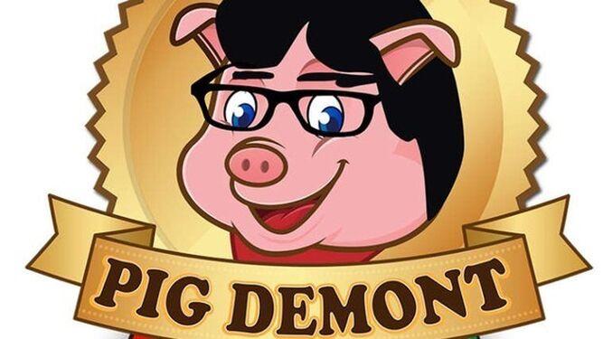 La oficina de patentes impide usar el nombre pig demont a for Oficina patentes y marcas barcelona