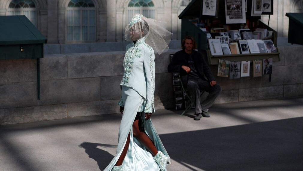 Chanel - Otoño 2018 Couture