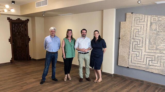 Antequera finaliza las obras de la nueva oficina de turismo for Unicaja oficinas malaga