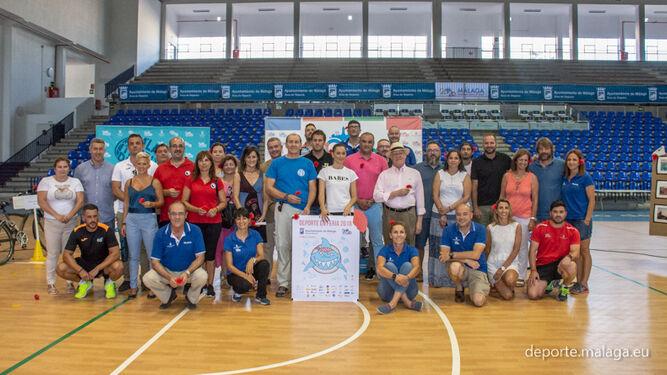 El deporte en feria m s innovador for Polideportivo ciudad jardin malaga